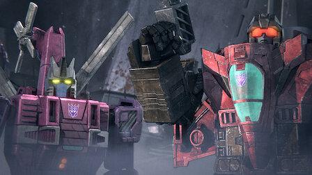 Transformers: War for Cybertron: Siege | Netflix Official Site